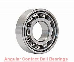 45 mm x 100 mm x 39.7 mm  Rollway 3309 C3 Angular Contact Bearings