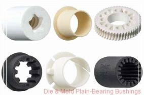 Garlock Bearings BB0604DU Die & Mold Plain-Bearing Bushings