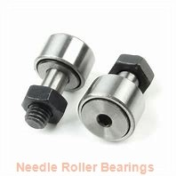 55 mm x 72 mm x 22 mm  Koyo NRB NKS55A Needle Roller Bearings