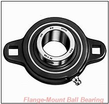 Dodge F2B-DL-200 Flange-Mount Ball Bearing