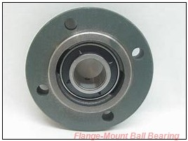 Dodge F2B-SXR-103-NL Flange-Mount Ball Bearing