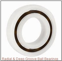 160 mm x 240 mm x 38 mm  SKF 6032-2RS1/W64 Radial & Deep Groove Ball Bearings