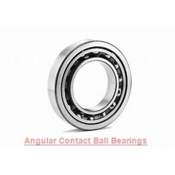 60 mm x 110 mm x 36.5 mm  Rollway 3212 C3 Angular Contact Bearings
