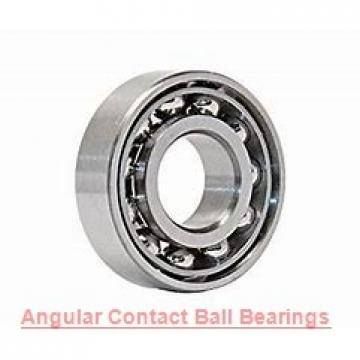 95 mm x 170 mm x 32 mm  NSK 7219 BYG Angular Contact Bearings