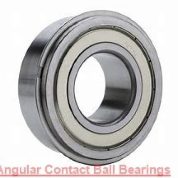 80 mm x 170 mm x 68.3 mm  Rollway 3316 C3 Angular Contact Bearings