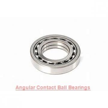 55 mm x 100 mm x 0.8268 in  NSK 7211 BMPC Angular Contact Bearings