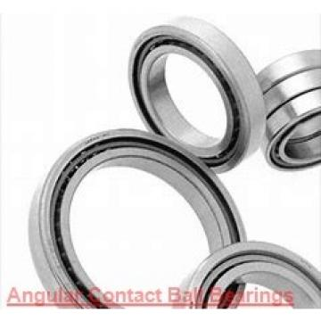 110.000 mm x 200.0000 mm x 76.00 mm  MRC 8222 Angular Contact Bearings