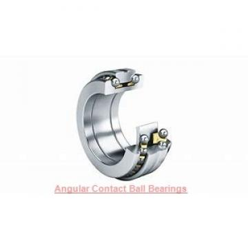45 mm x 85 mm x 1.1875 in  NSK 5209ZZNRTNGC3 Angular Contact Bearings
