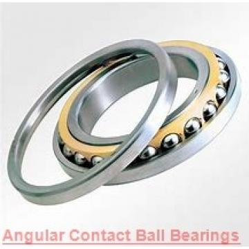 110 mm x 200 mm x 2.7480 in  SKF 3222 A/W64 Angular Contact Bearings
