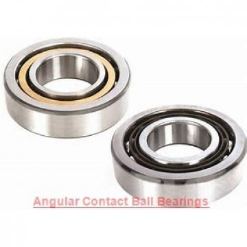 30 mm x 100 mm x 38 mm  INA ZKLF30100-2RS Angular Contact Bearings