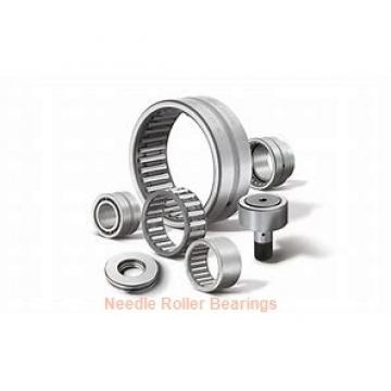 12 mm x 15 mm x 10 mm  Koyo NRB K12X15X10H Needle Roller Bearings
