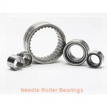 12 mm x 24 mm x 14 mm  INA NA4901-2RSR Needle Roller Bearings