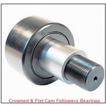 McGill MCFE 16 SBX Crowned & Flat Cam Followers Bearings