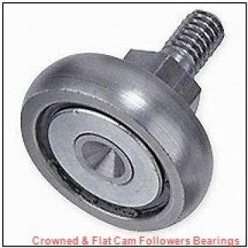 RBC CS48LW Crowned & Flat Cam Followers Bearings
