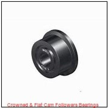 INA KRVE62-PP Crowned & Flat Cam Followers Bearings