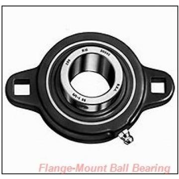 Dodge F4B-GT-17M Flange-Mount Ball Bearing
