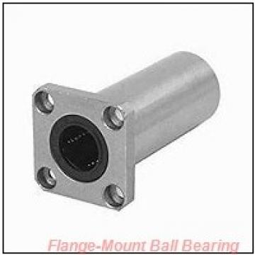 1.1250 in x 3.2500 in x 4.2500 in  Dodge F4BVSC102 Flange-Mount Ball Bearing