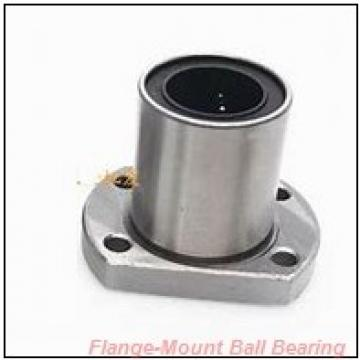 1.1250 in x 3.5625 in x 4.4400 in  Dodge F3BSLX102 Flange-Mount Ball Bearing