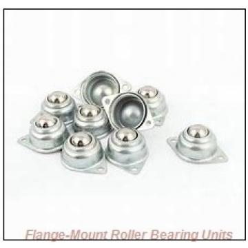 1-15/16 in x 5.9200 in x 10.0000 in  Dodge F4BC115 Flange-Mount Roller Bearing Units
