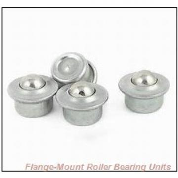 3 in x 7.9600 in x 13.0000 in  Dodge F4BSD300E Flange-Mount Roller Bearing Units