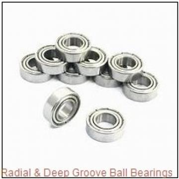9,525 mm x 22,225 mm x 5,56 mm  Timken AS3K Radial & Deep Groove Ball Bearings