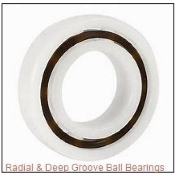 17 mm x 47 mm x 14 mm  Timken 303KD Radial & Deep Groove Ball Bearings