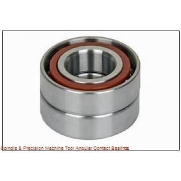 0.984 Inch | 25 Millimeter x 2.441 Inch | 62 Millimeter x 0.669 Inch | 17 Millimeter  Timken 2MM305WI Spindle & Precision Machine Tool Angular Contact Bearings